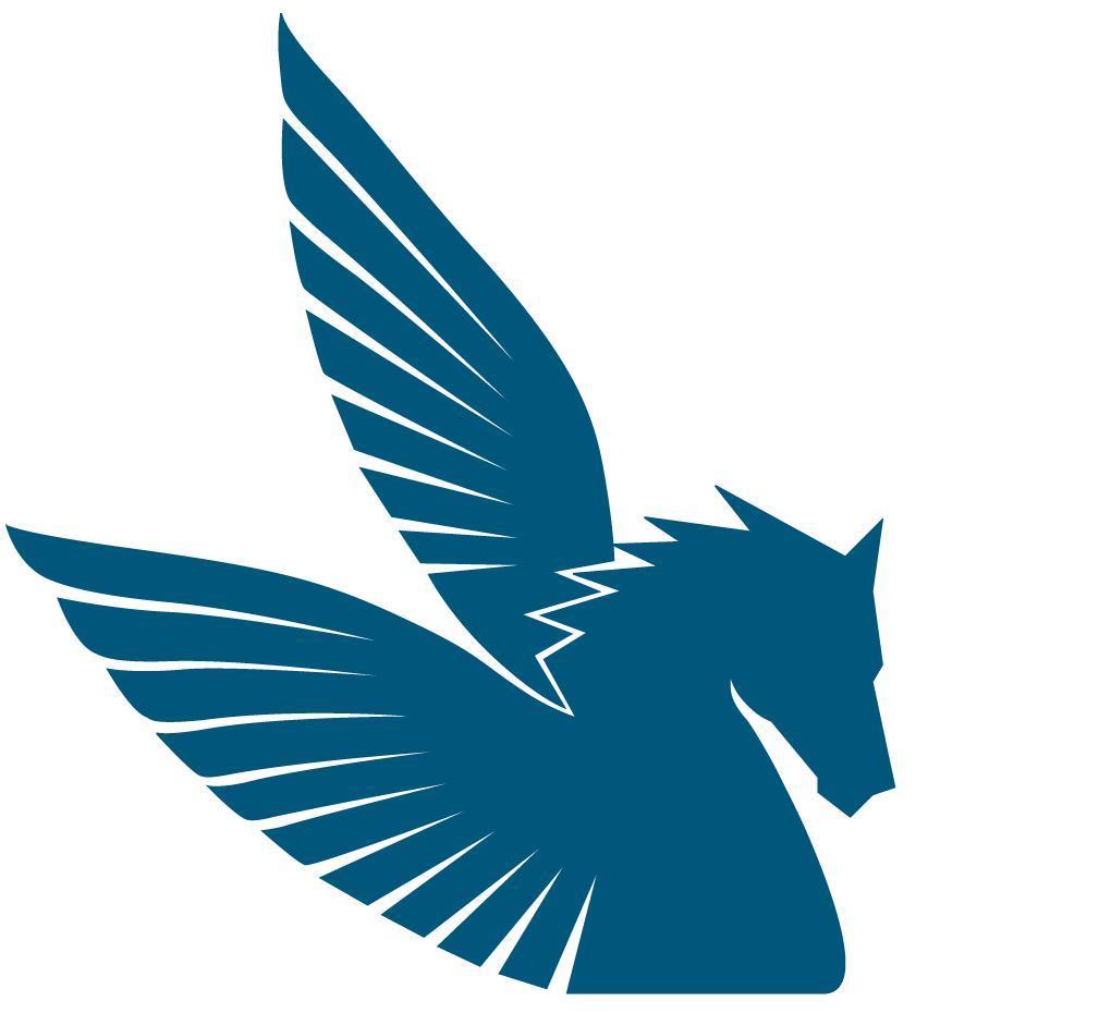 Картинка пегаса логотип